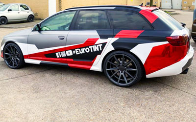 Car Wrapping and Window Tinting Gallery - Ideas, Inspirations